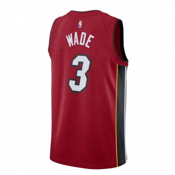 DWYANE WADE MIAMI HEAT STATEMENT EDITION SWINGMAN JERSEY