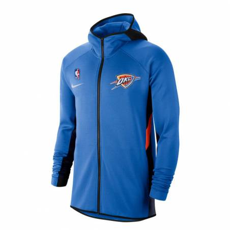 OKLAHOMA CITY THUNDER THERMAFLEX SHOWTIME HOODIE