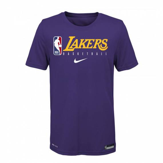 LOS ANGELES LAKERS PRACTICE GRAPHIC TEE (JUNIOR)