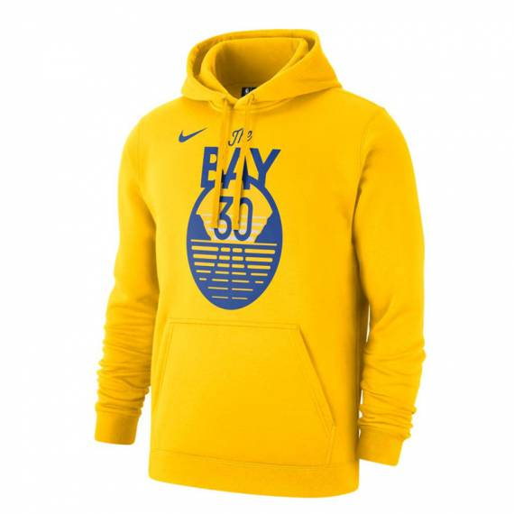 STEPHEN CURRY THE BAY LOGO HOODIE
