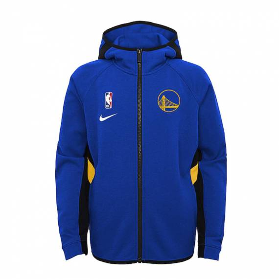 GOLDEN STATE WARRIORS SHOWTIME THERMAFLEX HOODIE (JUNIOR)