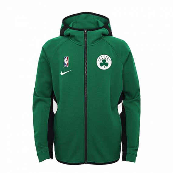 BOSTON CELTICS THERMAFLEX SHOWTIME HOODIE (JUNIOR)