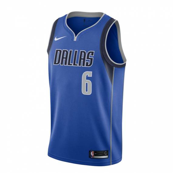 KRISTAPS PORZINGIS DALLAS MAVERICKS ICON EDITION SWINGMAN JERSEY