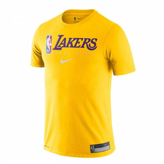LOS ANGELES LAKERS PRACTICE TEE SS