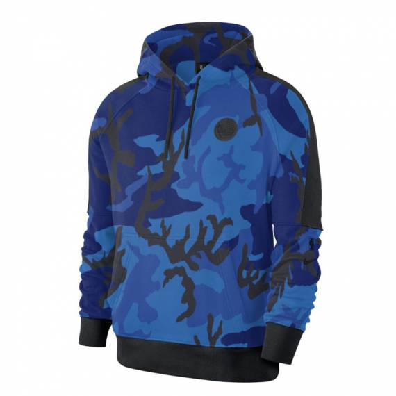 GOLDEN STATE WARRIORS CAMO PRINT HOODIE