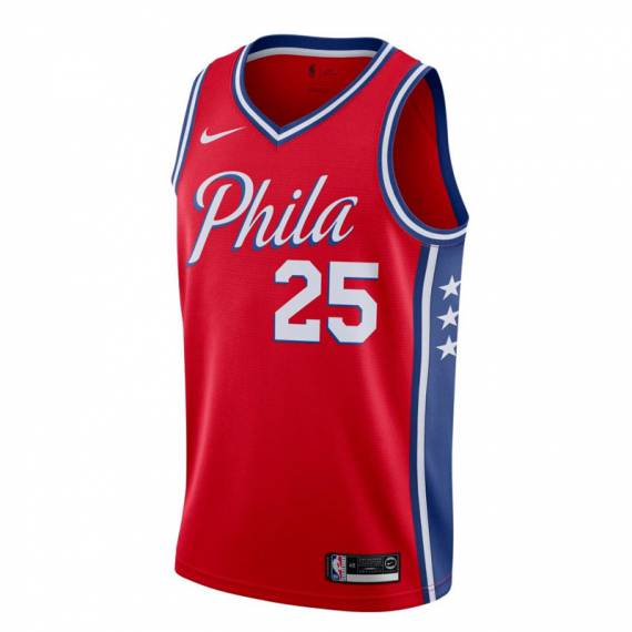 BEN SIMMONS PHILADELPHIA 76ERS STATEMENT EDITION SWINGMAN JERSEY 2019