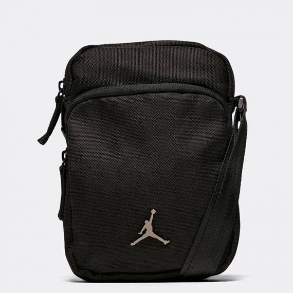 JORDAN AIRBORNE CROSS BODY BLACK