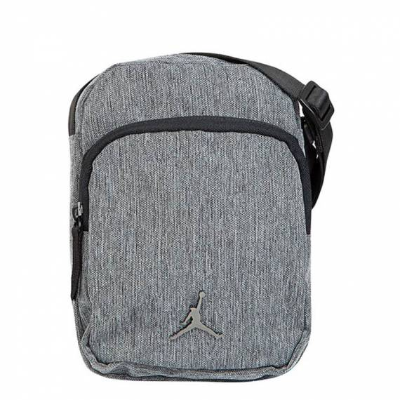 JORDAN AIRBORNE CROSS BODY GREY