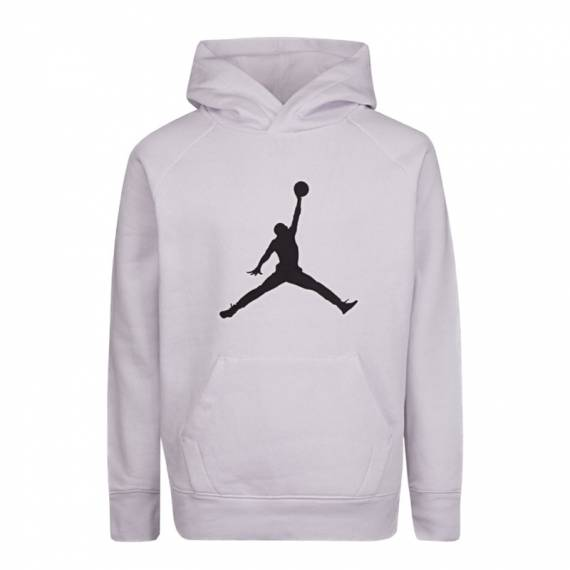 JUMPMAN LOGO PULLOVER WHITE (JUNIOR)
