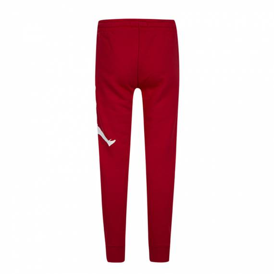 Pantalones Jordan Jumpman Logo Rojo Para Ninos Basket World