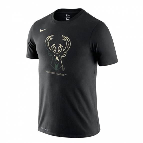 MILWAUKEE BUCKS LOGO TEE