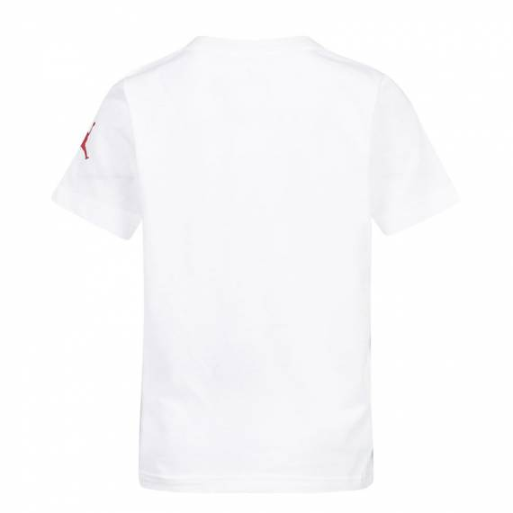 AIR JUMPMAN TEE WHITE (JUNIOR)