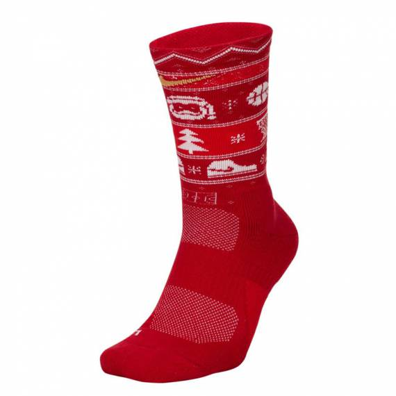 ELITE CHRISTMAS CREW RED