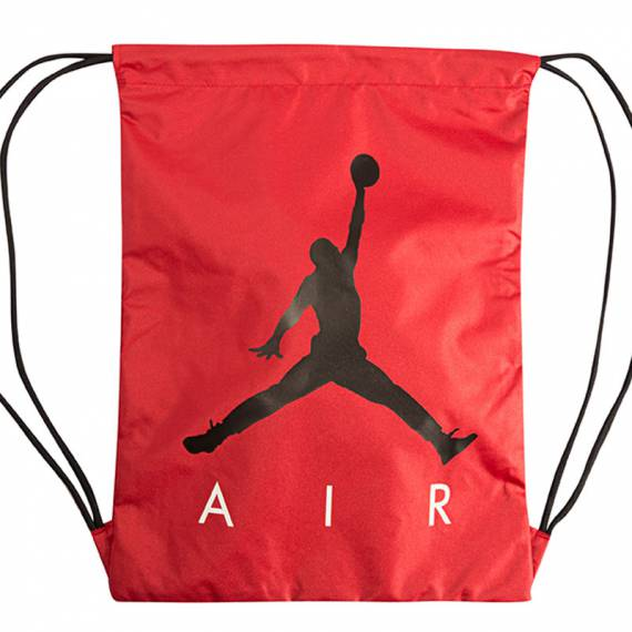 JORDAN AIR GYM SACK RED