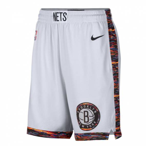 BROOKLYN NETS CITY EDITION SWINGMAN SHORT 2019