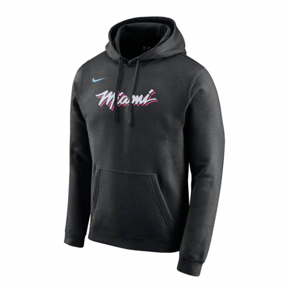 MIAMI HEAT CITY EDITION HOODIE 2019