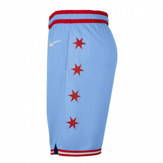 CHICAGO BULLS CITY EDITION SWINGMAN SHORT 2019