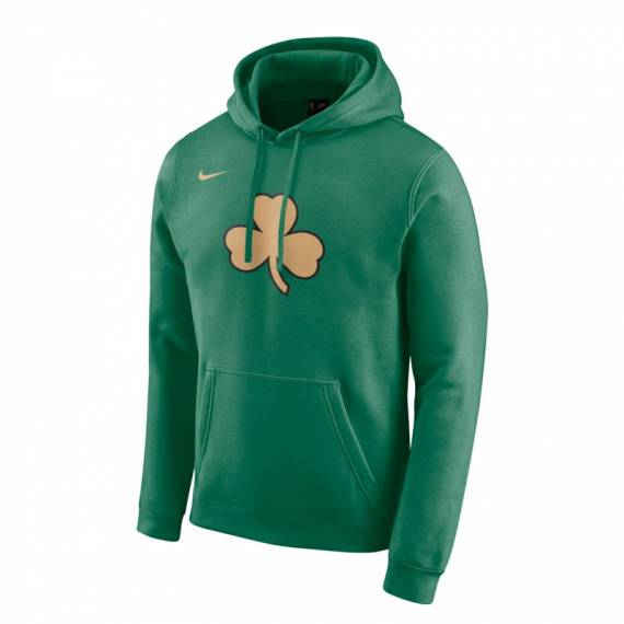 BOSTON CELTICS CITY EDITION LOGO HOODIE