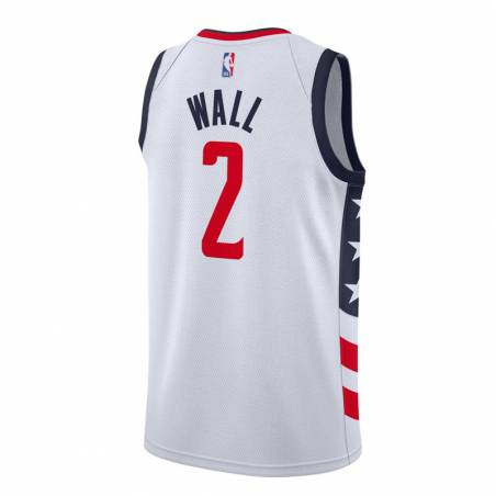 JOHN WALL WASHINGTON WIZARDS CITY EDITION SWINGMAN JERSEY 2019