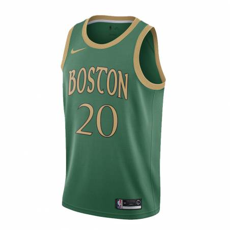 GORDON HAYWARD BOSTON CELTICS CITY EDITION SWINGMAN JERSEY 2019