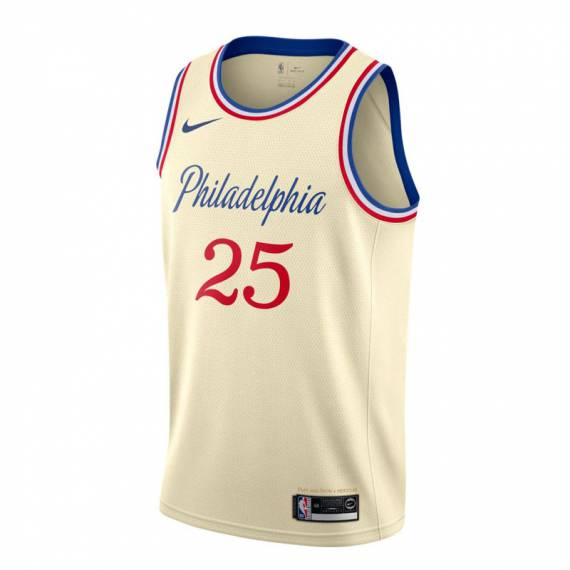 BEN SIMMONS PHILADELPHIA 76ERS CITY EDITION SWINGMAN JERSEY 2019