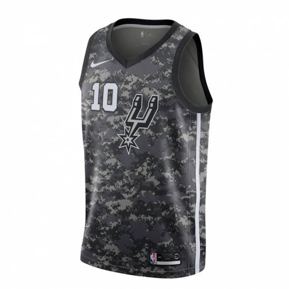DEMAR DEROZAN SAN ANTONIO SPURS CITY EDITION SWINGMAN JERSEY 2019