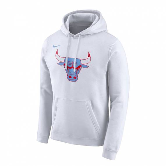CHICAGO BULLS CITY EDITION 2019 PO HOODIE (JUNIOR)