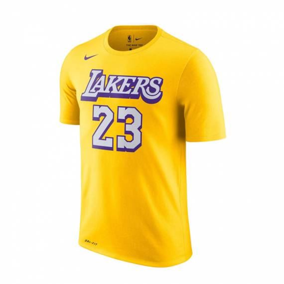 LEBRON JAMES LOS ANGELES LAKERS CITY EDITION TEE 2019 (JUNIOR)