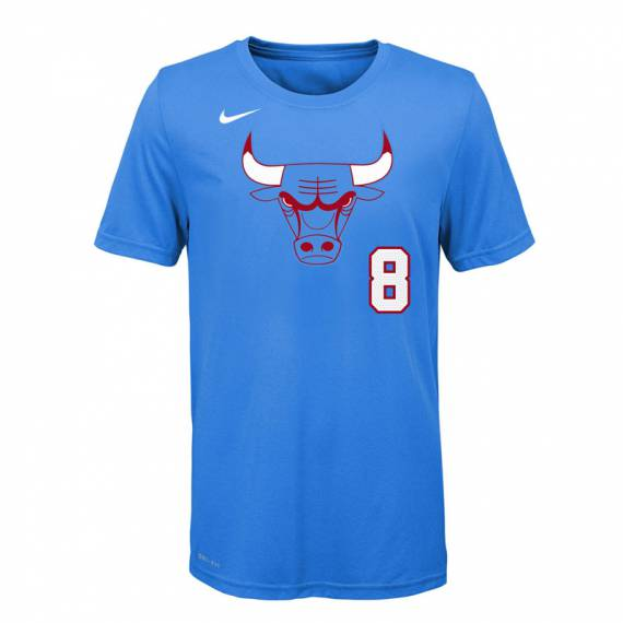 ZACH LAVINE CHICAGO BULLS CITY EDITION TEE 2019 (JUNIOR)