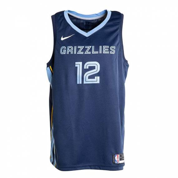 JA MORANT MEMPHIS GRIZZLIES ICON EDITION SWINGMAN JERSEY 2019 (JUNIOR)