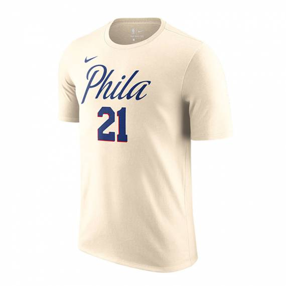 JOEL EMBIID PHILADELPHIA 76ERS CITY EDITION TEE 2019 (JUNIOR)