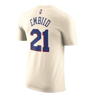 JOEL EMBIID PHILADELPHIA 76ERS CITY EDITION TEE 2019 (JUNIOR)