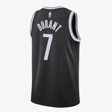 KEVIN DURANT BROOKLYN NETS ICON EDITION SWINGMAN JERSEY 2019 (JUNIOR)