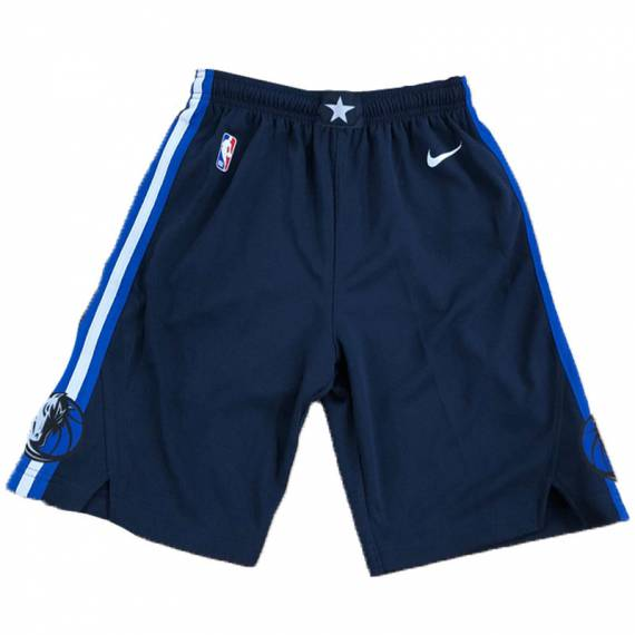 DALLAS MAVERICKS STATEMENT EDITION SWINGMAN SHORT 2019 (JUNIOR)