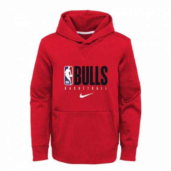 CHICAGO BULLS SPOTLIGHT THERMA HOODIE 2019 (JUNIOR)
