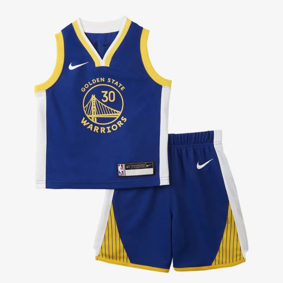 GOLDEN STATE WARRIORS NBA REPLICA (INFANTIL)