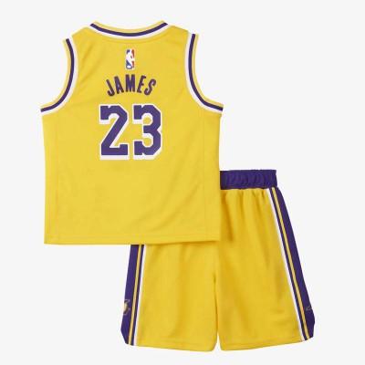 LEBRON JAMES LAKERS NBA REPLICA (INFANTIL)