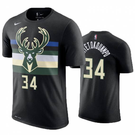 GIANNIS ANTETOKOUNMPO MILWAUKEE BUCKS STATEMENT TEE 2019 (JUNIOR)