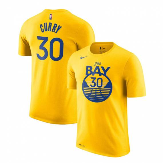 STEPHEN CURRY GOLDEN STATE WARRIORS STATEMENT EDITION TEE 2019 (JUNIOR)