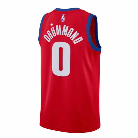 ANDRE DRUMMOND DETROIT PISTONS CITY EDITION SWINGMAN JERSEY 2019