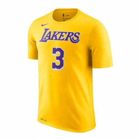 ANTHONY DAVIS LOS ANGELES LAKERS ICON EDITION TEE 2019 (JUNIOR)