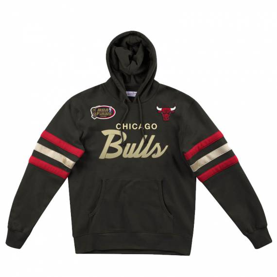 CHICAGO BULLS CHAMPGAME PULLOVER HOODIE