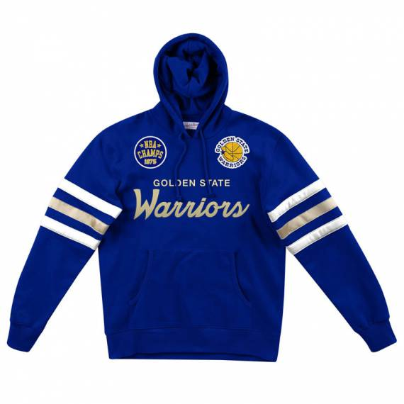 GOLDEN STATE WARRIORS CHAMPGAME PULLOVER HOODIE
