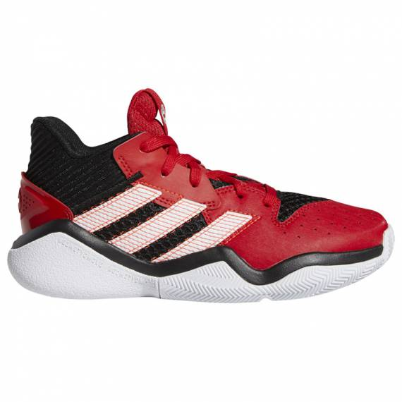 HARDEN STEPBACK BLACK RED (JUNIOR)