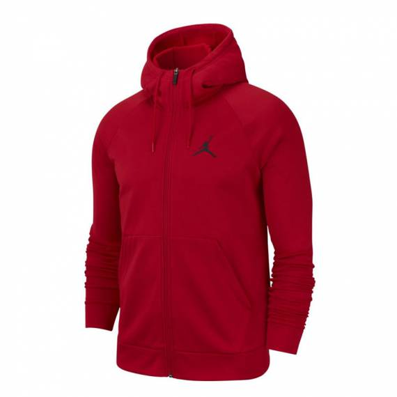 JORDAN ALPHA 23 THERMA JACKET RED
