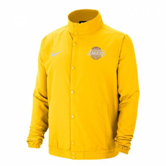 LOS ANGELES LAKERS DNA SNAP JACKET