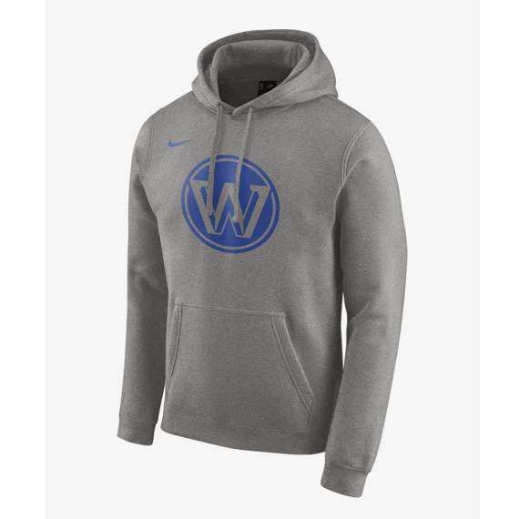 GOLDEN STATE WARRIORS CITY EDITION LOGO HOODIE 2019