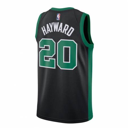 GORDON HAYWARD BOSTON CELTICS STATEMENT EDITION SWINGMAN JERSEY 2019