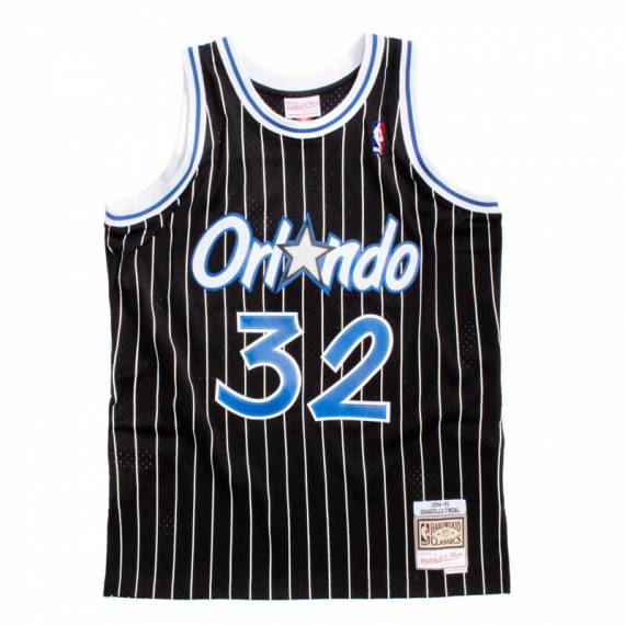 SHAQUILLE ONEAL ORLANDO MAGIC HARDWOOD CLASSICS 94-95