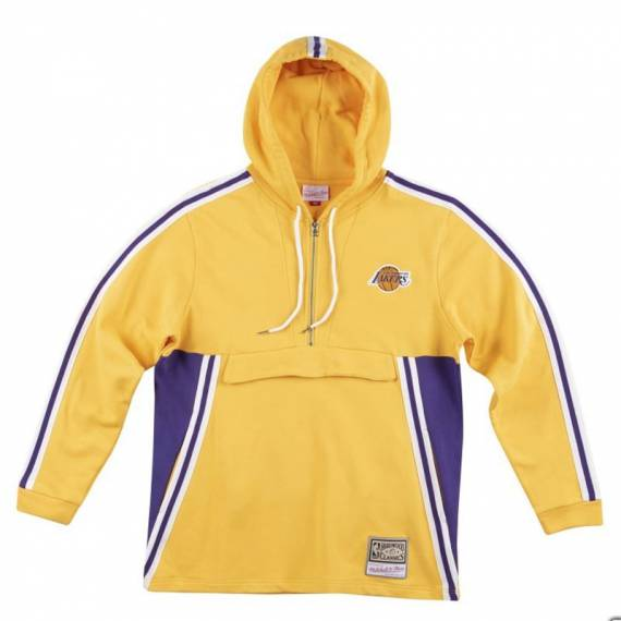 LOS ANGELES LAKERS LS CLASSIC ANORAK
